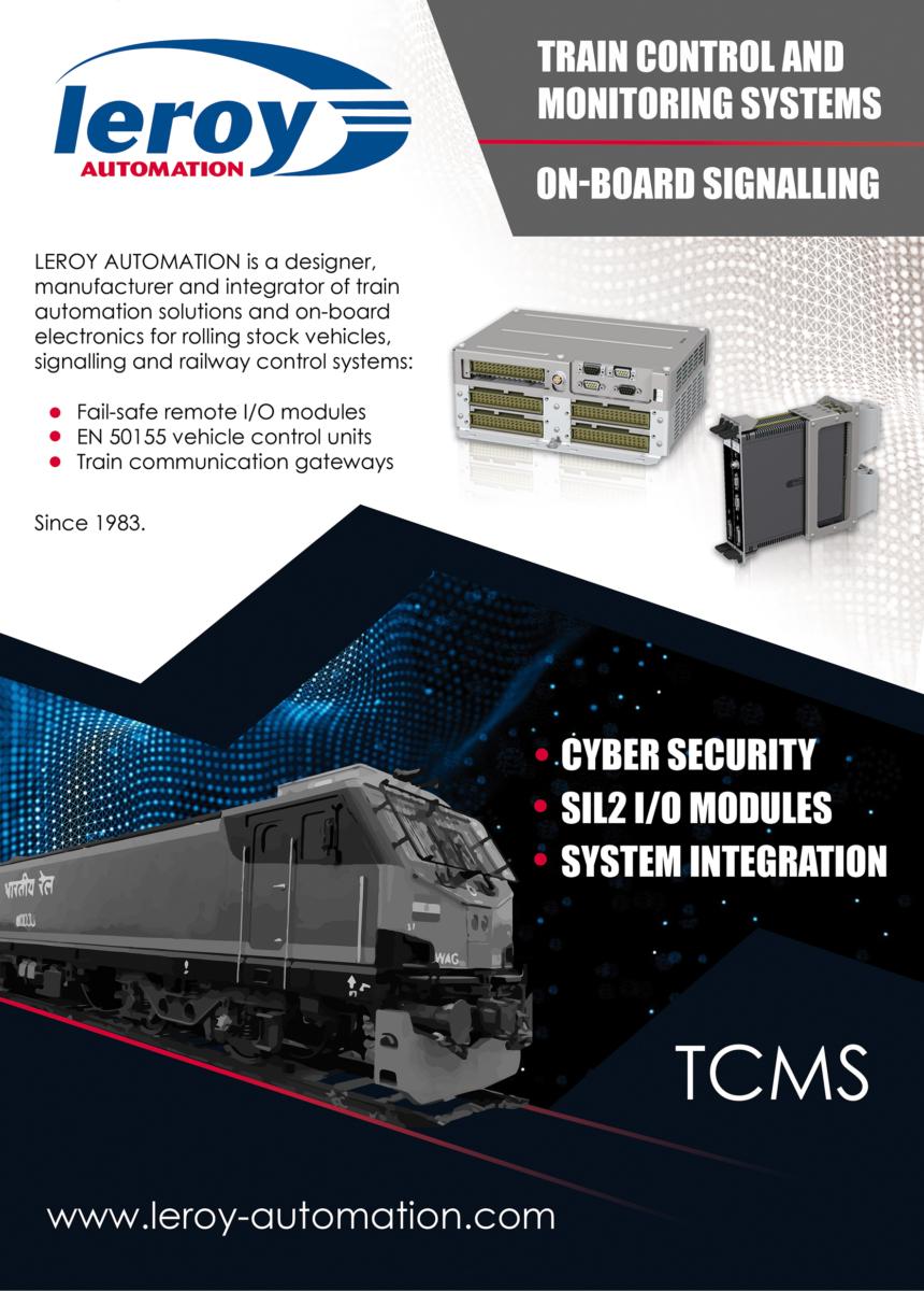 Leroy Automation :  TCMS integration
